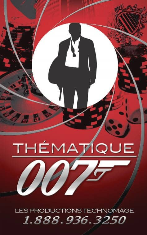 Thème James Bond