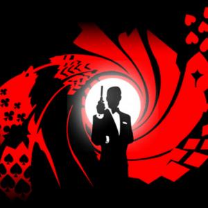 Soirée casino - James Bond 007