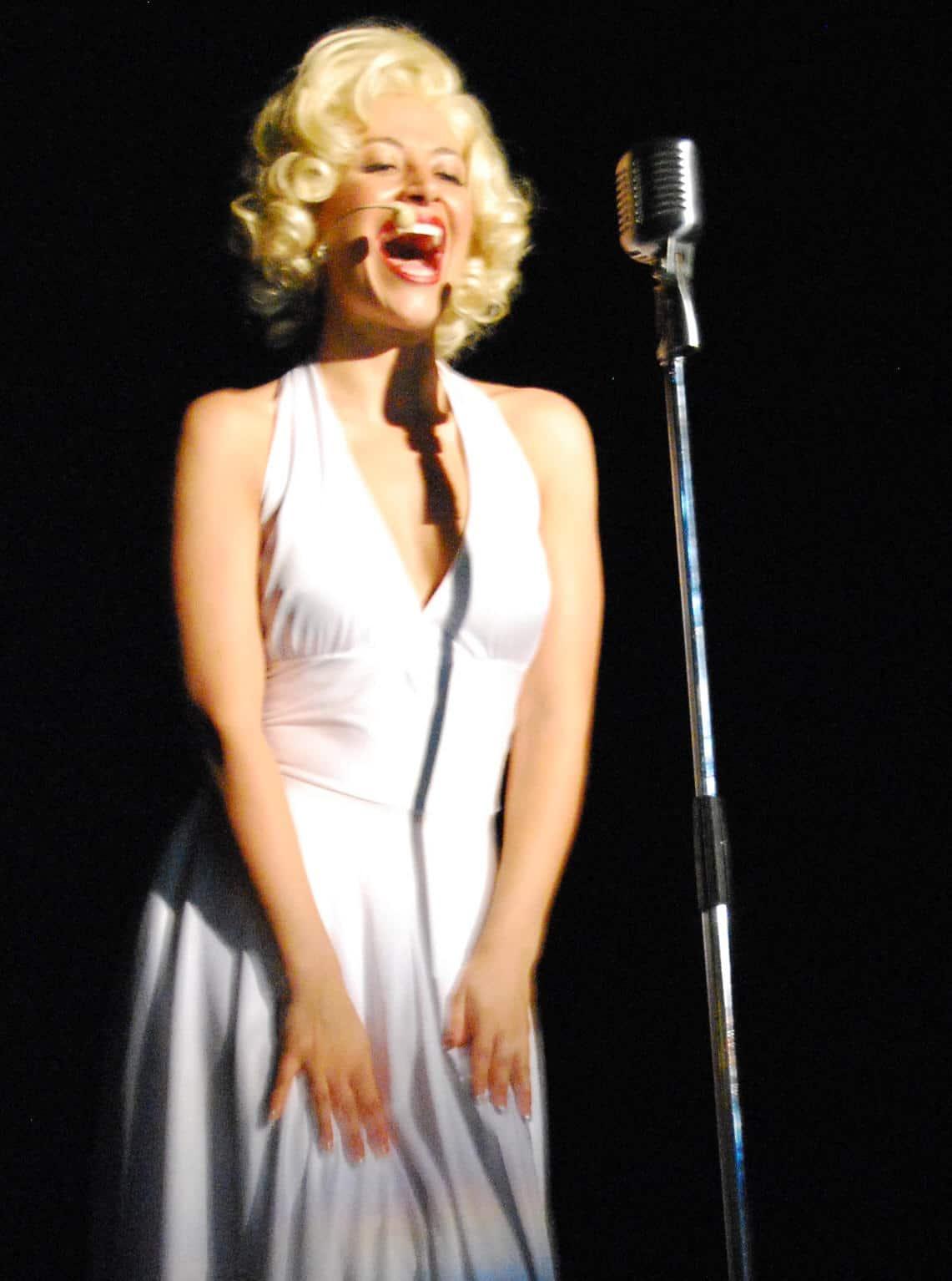 Personnage; Marilyn Monroe (+600$) et plus