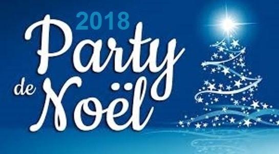 Party de Noel 2018