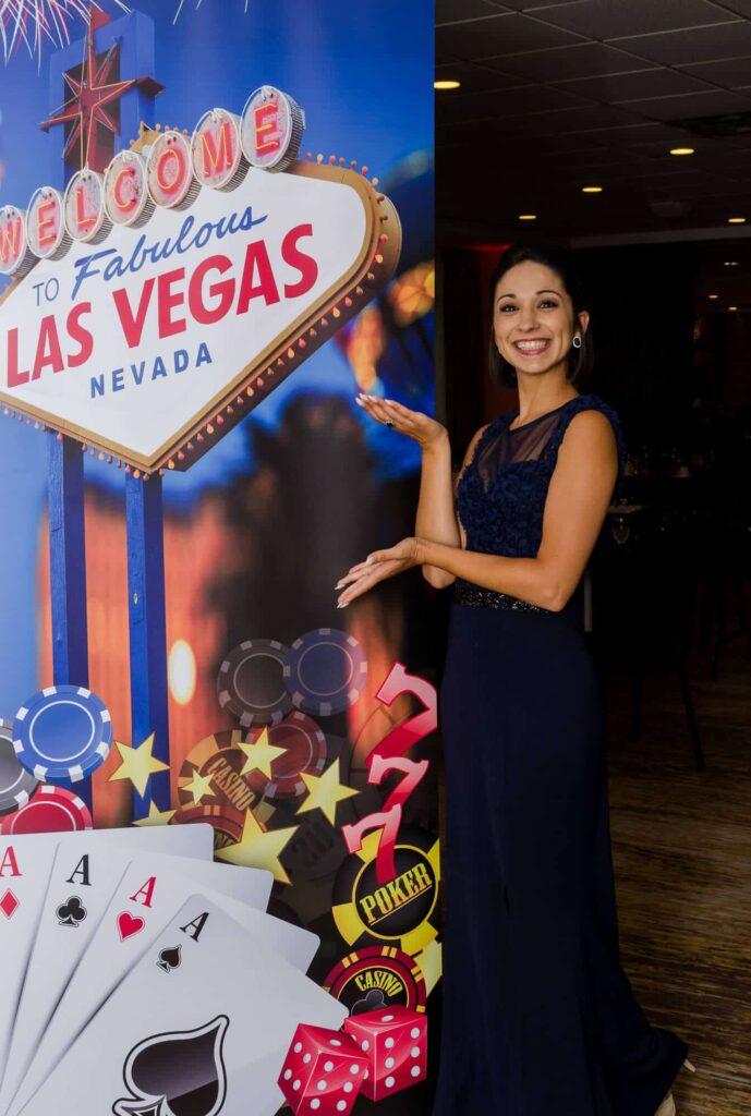 Soirée casino Las Vegas