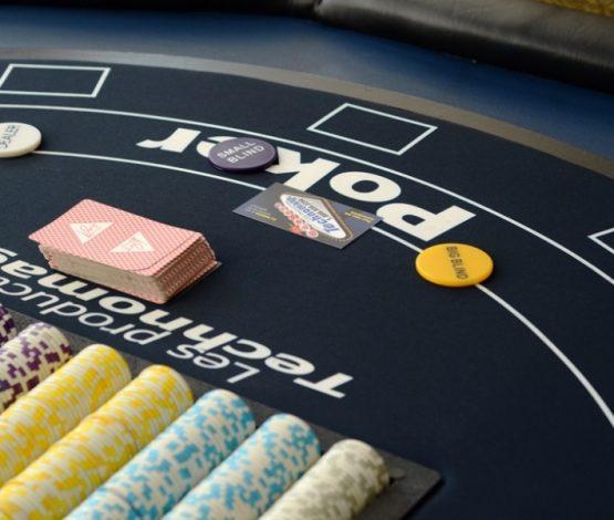 Soirée Casino Poker