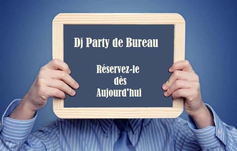 Dj Party de Bureau