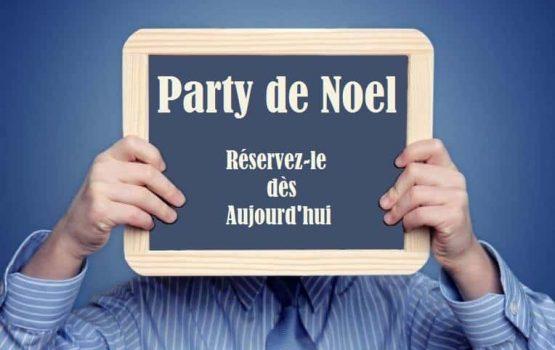 Party de Noel